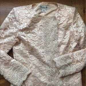Vintage Dior blazer